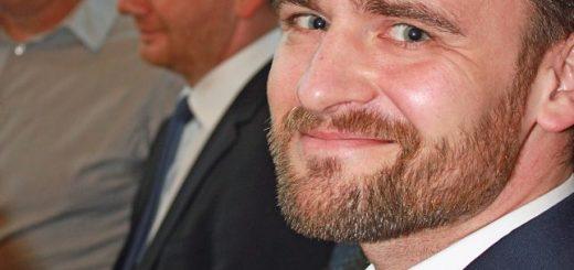 Toni Gebhardt trifft Ministerpräsident Michael Kretschmer